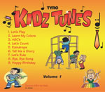 personalized kids songs