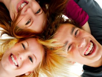 three happy teens Homeschooling for Excellence: What is Scholar Phase?