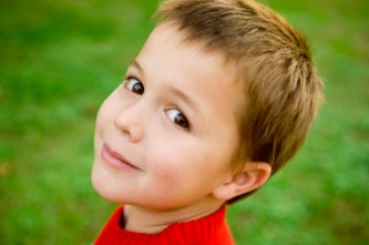 happy child - it is important to encourage a childs intuition