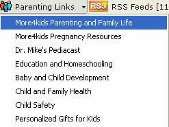 Links to parenting resources