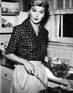 June Cleaver - the perfect mom?