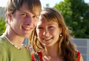 The first boyfriend/girlfriend