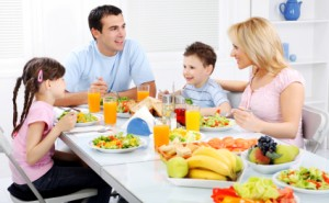 National Family Day is all about Family Time and Family Meals