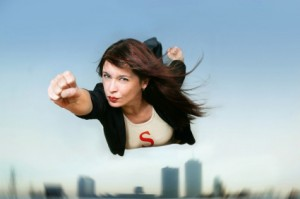 Taming the Morning Rush - Super Mommy