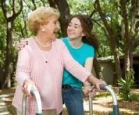 teenag-girl-helping-grandma