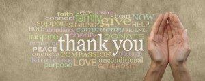 Thankfulness and Gratitude