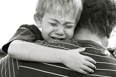 Child Grieving