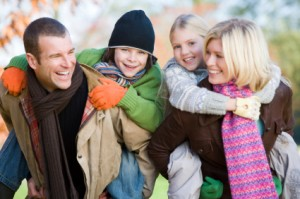 Parenting Secrets of a Happy Family