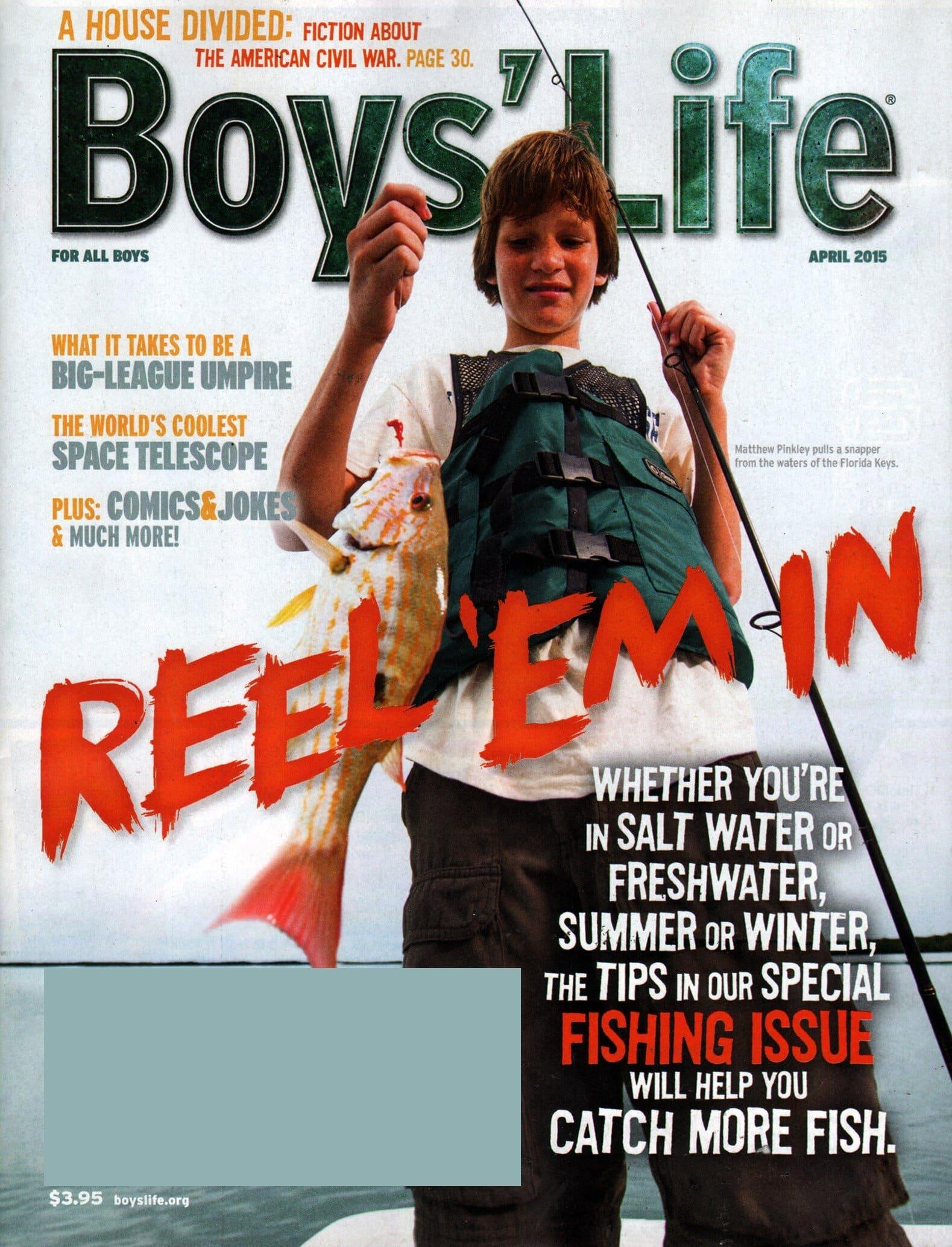 Boys Life Teen Magazine Subscription