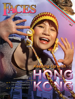 Faces Kids Magazine