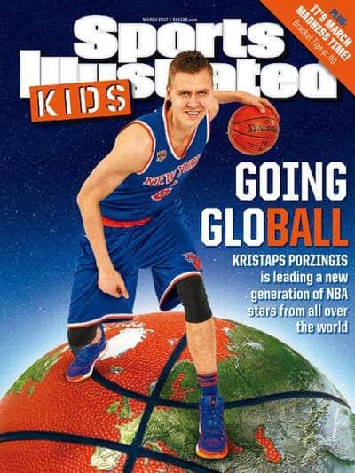 Kids Sports Illustrated Magazine