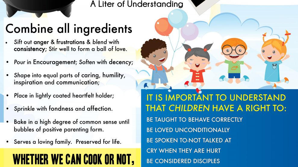 Inforgraphic parenting